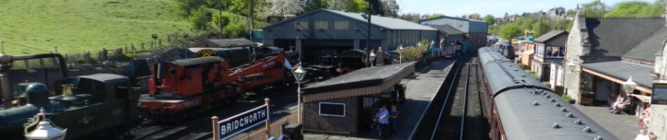 SVR Bridgnorth Station